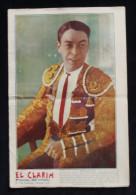 ESPAGNE TAUROMACHIE Revue EL CLARIN 1929 Alfonso GOMEZ PINITO MARTIN AGÜERO VALENCIA - Revues & Journaux