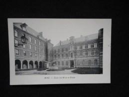 Mons :  Ecole Des Mines. ( Avant 1904 ) - Mons