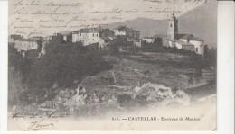 Castellar  Environs De Menton - France