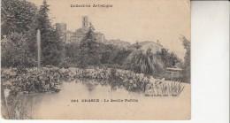 Grasse  Le  Jardin Public - Grasse