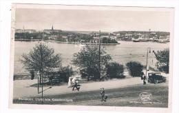 SC939     STOCKHOLM : Utsikt Fran Katarinavagen - Zweden