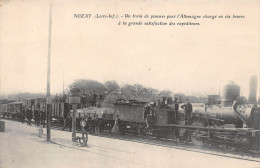 ¤¤  -    NOZAY   -  Un Train De Pommes Pour L'Allemagne  -  Chemin De Fer    -  ¤¤ - France