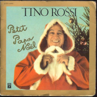 1 LIVRE-DISQUE : TINO ROSSI Chante Noël - Weihnachtslieder