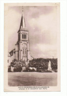 ST GEORGES LES BAILLARGEAUX - 86 - EGLISE ET LE MONUMENT AUX MORTS - Saint Georges Les Baillargeaux