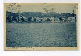 GOLFE JUAN                BOULEVARD DE LA PLAGE - Other Municipalities