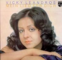 * LP *  VICKY LEANDROS - MEIN LIED FÜR DICH (Holland 1974 EX-!!!) - Vinylplaten