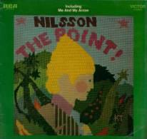 * LP *  NILSSON - THE POINT ! (Germany 1970) - Filmmuziek