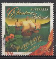CHRISTMAS ISLAND Mi.nr.423 Weihnachten 1996 OBLITÉRÉS / USED / GESTEMPELD - Christmas Island