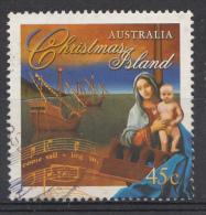 CHRISTMAS ISLAND Mi.nr.424 Weihnachten 1996 OBLITÉRÉS / USED / GESTEMPELD - Christmas Island