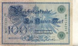 100 Mark 1908 - [ 4] 1933-1945: Derde Rijk