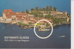 Isola Bella Hotel Restaurant Elvezia - Verbania