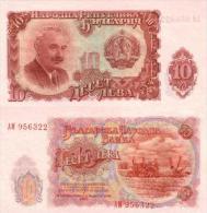 Billet BULGARIE De 10 Leva  Pick.83. - Bulgarie