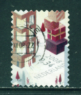 NETHERLANDS - 2008  Christmas  34c  Used As Scan  (5 Of 10) - Periode 1980-... (Beatrix)