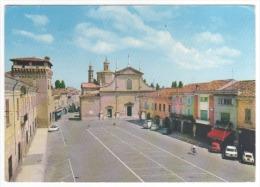 Castel - Goffredo - Piazza Mazzini - Mantova
