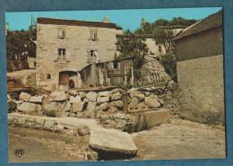 2 SCANS  - 11- ROQUEFORT DE SAULT - Non écrite - Entrée Du Village - 10.5x15 - APA-POUX - Unclassified