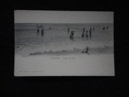 Ostende : Les Bains De Mer ( Avant 1904 ) - Oostende