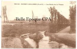 95 - BOISSY-l´AILLERIE - Les Bords De La Viosne +++++ H. Brunot, Paris, #120-5-36 +++++++ RARE / Pas Sur Delcampe +++ - Boissy-l'Aillerie