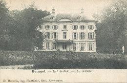 Bouwel - Het Kasteel - 1906