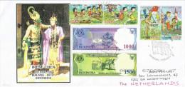 Indonesia 2003 Malang Banknote Comics Children Sport Games Cover - Indonesië