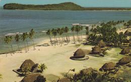 Alao Village, ISLAND OF AUNU'U, Samoa, 40-60's - Samoa