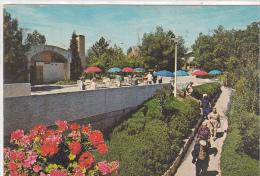 22283 Grasse Village Vacances Familles Terrasse Et Jardins Devant Le Pavillon D'accueil -16 Gilletta