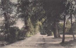 Sonning Lane, Near Reading, Berkshire, England, United Kingdom, PU-1905 - Reading