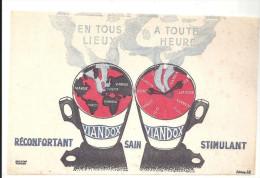 Buvard VIANDOX Réconfortant, Sain Et Stimulant - Soups & Sauces