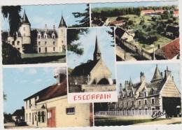 SOUVENIR D ESCORPAIN - Frankreich