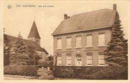 Sint Jozef Oolen / Olen : Kerk Met Pastorie - Olen