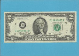 U. S. A. - 2 DOLLARS - 1976 - Pick 461 - RICHMOND - VIRGINIA - Billetes De La Reserva Federal (1928-...)