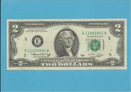 U. S. A. - 2 DOLLARS - 1976 - Pick 461 - RICHMOND - VIRGINIA - Federal Reserve Notes (1928-...)