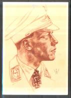 Willrich Karte  1942 Major, Ungelaufen  ( Del-3104) - Duitsland