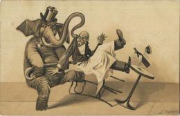 Olifant - Elephant  : Edit. Kopal Mark - Éléphants