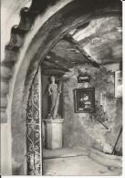 06/ ALPES MARITIMES... CAP D'ANTIBES. Notre Dame De La Garoupe. L'Oratoire De Ste Hélène ( Statue En Bois) - Antibes
