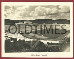 PORTUGAL - JAMOR - ESTADIO NACIONAL - VISTA GERAL - 1950 REAL PHOTO