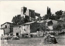 SAINT-MICHEL-L´OBSERVATOIRE L´Eglise Monument Historique - 2 Scans - Other Municipalities