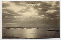 SAINT MALO---La Rade (voiliers Au Loin) N°2  Collec H.L.M--carte Précurseur Pas Courante.................... .à Saisir-- - Saint Malo