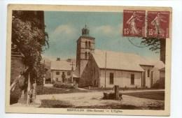 Morillon L'église - France