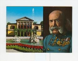 FRANZ JOSEPH I,Kaiser Von Osterreich-NV - Musei