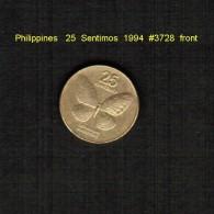 PHILIPPINES   25  SENTIMOS  1994  (KM # 241.2) - Philippines