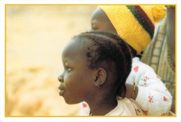 Afrique ASSOCIATION SOLI-MALI  (enfant Enfants Petite Fille)(SOLIDARITE)(Photo B Et JP ARTAUD ) *PRIX FIXE - Mali