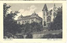 Marienbad - Hotel Esplanade - Czech Republic