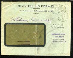 Marque-556   Marque Postale Chateau Renault  16-8-1943 - Marcophilie (Lettres)