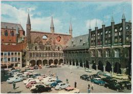 Lübeck: MESSERSCHMITT KR, OPEL OLYMPIA CARaVAN, P1, OLYMPIA REKORD & KAPITÄN, MERCEDES 190SL,BORGWARD KOMBI,VW KÄFER/COX - PKW