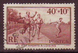 FRANCE - 1937 - YT N° 346 - Oblitéré - - France