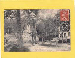 CPA - 66 -  N. D. DE CONSOLATION  Près Collioure - L'arrivée Du Côté De La Route - France