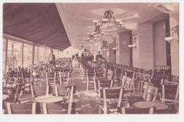 "Carte Postale Ancienne  ""Rouen"" (76)  Grand Café Brasserie Victor (Terrasse D'Hiver) - Rouen"