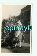 Br - 80 - LE CROTOY - CARTE PHOTO De La Cavalcade En 1932 - Colette Lejeune Habillée En Alsassienne - Alsace - Le Crotoy