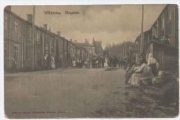 SWEDEN - WILHELMINA - STORGATAN - STREET SCENE - Zweden