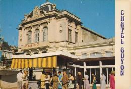 Cp , 63 , CHATELGUYON , Le Casino - Châtel-Guyon